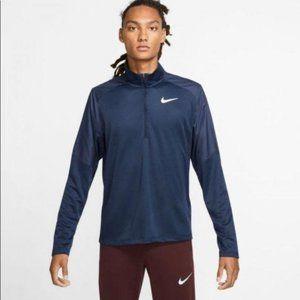 Nike Dry Fit Half Zip Running Top Shirt Jacket